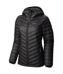 Mountain Hardwear Nitrous Hooded Down Jacket Black