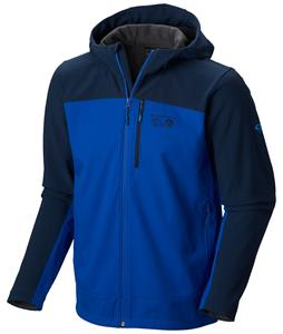 Mountain Hardwear Paladin Hooded Softshell Azul/Collegiate Navy