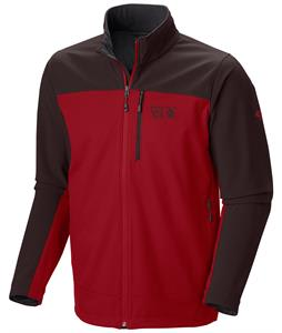 Mountain Hardwear Paladin Softshell Rocket/New Cinder