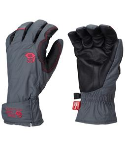 Mountain Hardwear Plasmic Gloves Graphite/Bright Rose