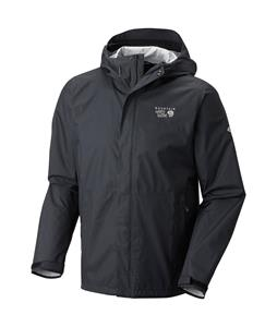 Mountain Hardwear Plasmic Jacket Black