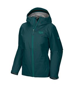 Mountain Hardwear Plasmic Jacket Blue Forest