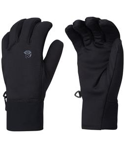 Mountain Hardwear Power Stretch Gloves Black