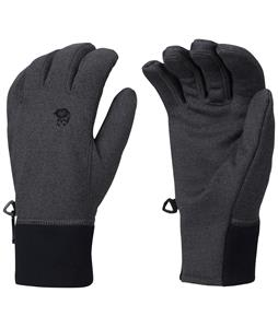 Mountain Hardwear Power Stretch Gloves Heather Grey