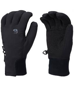 Mountain Hardwear Power Stretch Stimulus Gloves Black