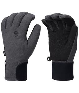 Mountain Hardwear Power Stretch Stimulus Gloves Heather Grey