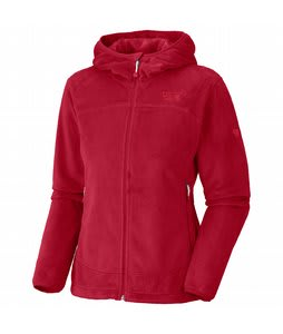 Mountain Hardwear Pyxis Hoody Fleece Ruby