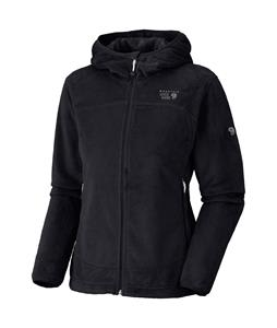 Mountain Hardwear Pyxis Hoody Fleece Black