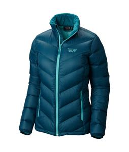 Mountain Hardwear Ratio Down Jacket Blue Forest