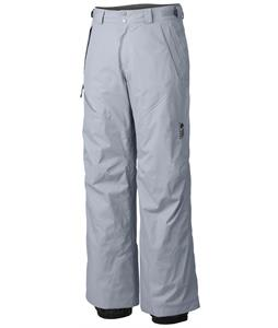 Mountain Hardwear Returnia Insulated Ski Pants Tradewinds Grey