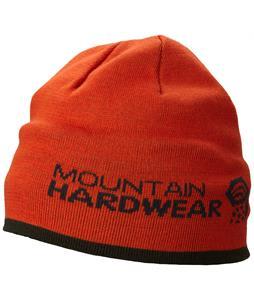 Mountain Hardwear Reversible Dome Beanie Shark/State Orange