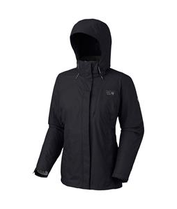 Mountain Hardwear Rosalyn Trifecta Jacket Black