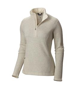 Mountain Hardwear Sarafin 1/2 Zip Sweater Snow