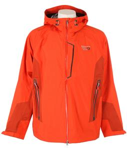 Mountain Hardwear Sitzmark Ski Jacket State Orange/Russet Orange