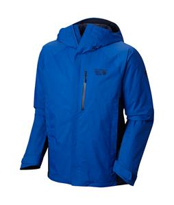 Mountain Hardwear Sluice Insulated Ski Jacket Azul/Collegiate Navy
