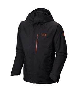 Mountain Hardwear Sluice Ski Jacket Black/Dark Adobe