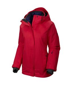 Mountain Hardwear Snowburst Trifecta Ski Jacket Bright Rose