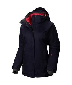 Mountain Hardwear Snowburst Trifecta Ski Jacket Ebony Blue