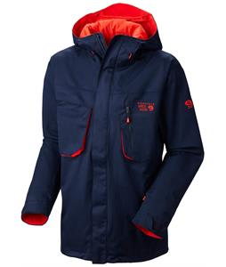 Mountain Hardwear Snowzilla II Ski Jacket Collegiate Navy