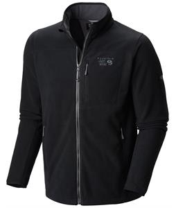 Mountain Hardwear Strecker Fleece Black