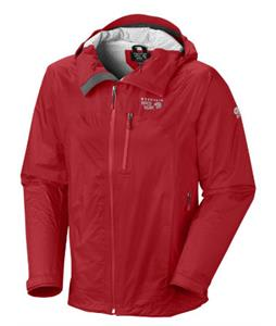 Mountain Hardwear Stretch Capacitor Jacket Mountain Red