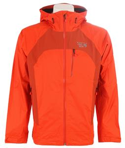 Mountain Hardwear Stretch Capacitor Jacket State Orange/Russet Orange