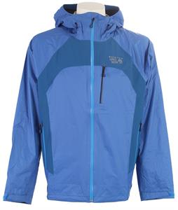 Mountain Hardwear Stretch Capacitor Jacket Static Blue/Deep Lagoon