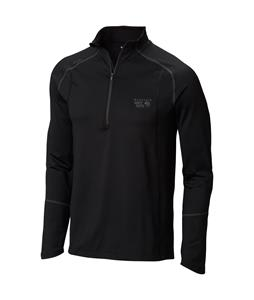 Mountain Hardwear Super Power Half-Zip Shirt Black