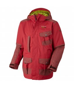 Mountain Hardwear The A'Parka'Lypse Ski Jacket Jester Red