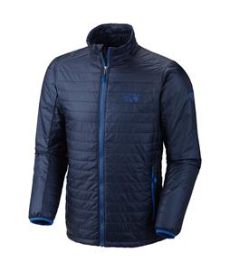 Mountain Hardwear Thermostatic Jacket Collegiate Navy