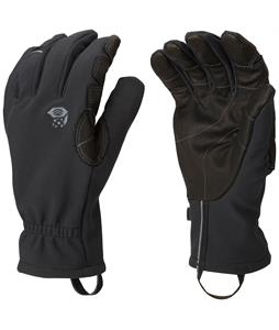 Mountain Hardwear Torsion Gloves Black