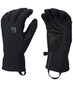 Mountain Hardwear Torsion Insulated Gloves Black