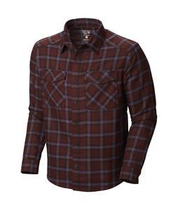 Mountain Hardwear Trekkin L/S Flannel