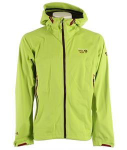 Mountain Hardwear Trinity Softshell Acid Green