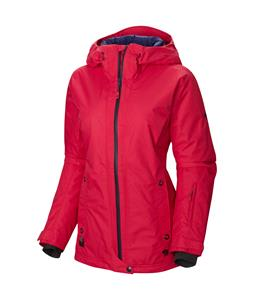 Mountain Hardwear Turnagain And Again Ski Jacket Bright Rose