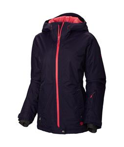 Mountain Hardwear Turnagain And Again Ski Jacket Ebony Blue