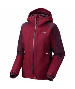 Mountain Hardwear Turnagain Ski Jacket Red Onion/Black Cherry