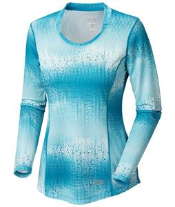 Mountain Hardwear Wicked Electric L/S Baselayer Top Sea Level