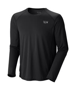 Mountain Hardwear Wicked Lite L/S Shirt Black