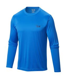 Mountain Hardwear Wicked Lite Shirt Hyper Blue