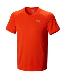 Mountain Hardwear Wicked Lite Shirt State Orange