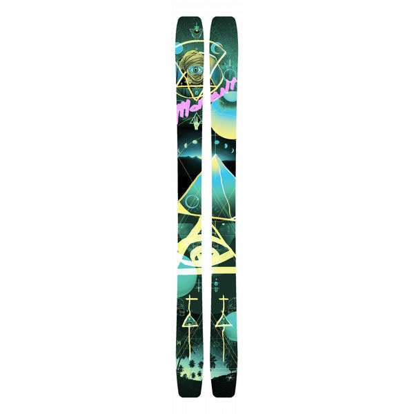 Moment Death Wish Skis
