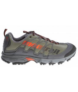 Montrail At Plus Hiking Shoes Stone Green/Burnt Orange