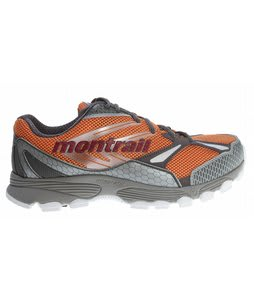 Montrail Badrock Hiking Shoes Tiger/Berry Soda