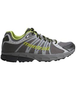 Montrail Fluidbalance Shoes Light Grey/Chartreuse