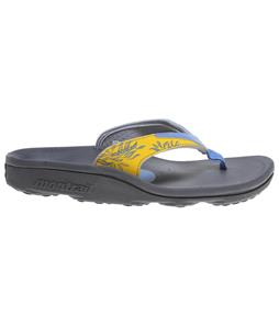 Montrail Molokini Sandals Bluestreak/Yellow