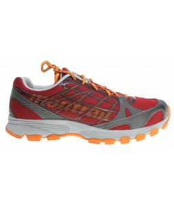 Montrail Rockridge Hiking Shoes Tbird Red/Tiger