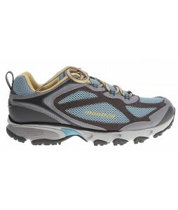 Montrail Sabino Trail Hiking Shoes Blue River/Gold Dust