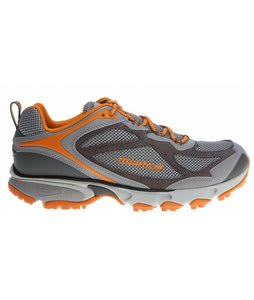 Montrail Sabino Trail Hiking Shoes Cool Grey/Tiger