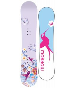 Morrow Mini Wildflower Snowboard 138